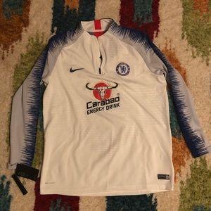 Nike Chelsea Vaporknit Strike Drill Top Jersey